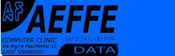 logo aeffe data Tirano