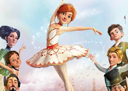Ballerina Mai Rinunciare Ai Propri Sogni Intorno Tirano