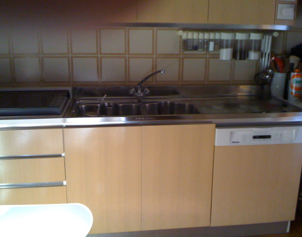 Vendesi mobili per cucina componibile | INTORNO TIRANO