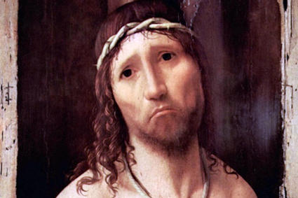 Ecce Homo, Antonello da Messina