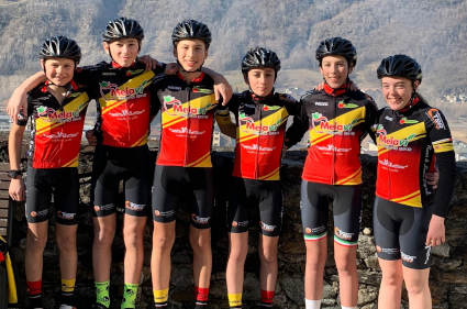 Melavi' Tirano Bike team 2020
