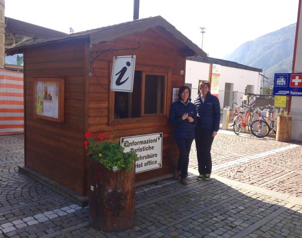 In Ufficio Turismo : L ufficio turismo del comune trasferito in via ruga verbania