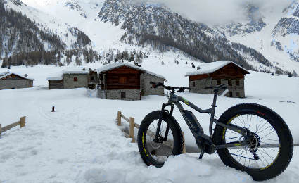 fat e bike_val di rezzalo